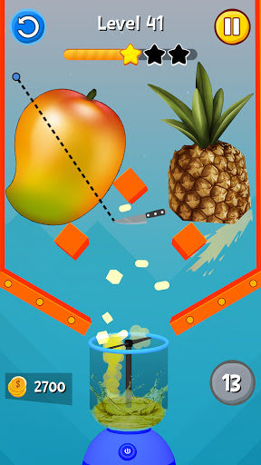 Good Fruit Slice Ninja: Cut the Fruit & Slice It screenshots 2