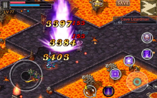 Aurum Blade EX 1.0.2 screenshots 14