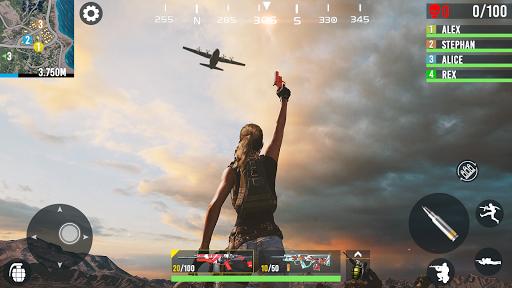 Top Commando Secret Mission - Free Shooting Games  screenshots 2