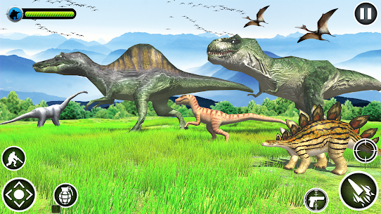 Dinosaurs Hunter  Apps For Pc Or Laptop Windows(7,8,10) & Mac Free Download 2