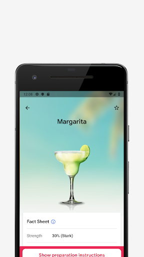 Cocktail Flow - Drink Recipes 2.2.1 Screenshots 3
