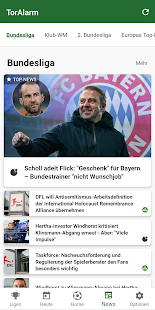 TorAlarm - Bundesliga in Echtzeit Screenshot