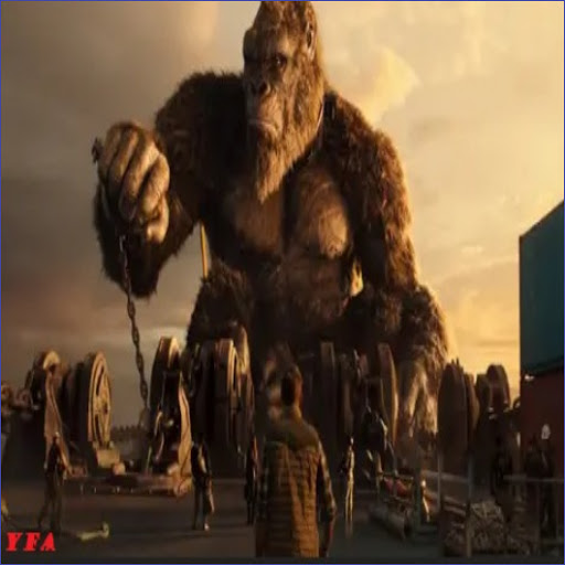 Godzilla VS Kong Quiz Game apkslow screenshots 2