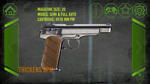 Guns Weapons Simulator Game 1.2.1 screenshots 8