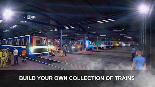 Subway Simulator 3D MOD APK (Unlimited Money) 3