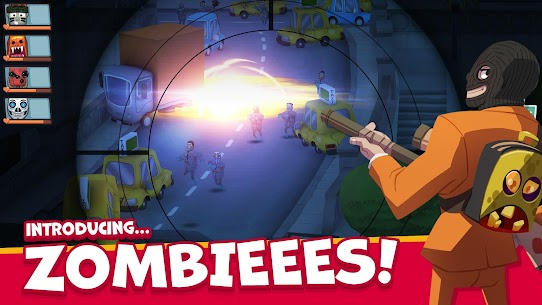 Snipers vs Thieves Mod Apk 2.13.40495 (Endless Bullets + High Damage) 6