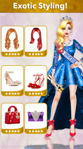 Fashion Girls Makeover Stylist - Dress up Games 0.7 screenshots 7