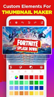 Thumbnail Maker - Create Banners & Channel Art 11.6.2 screenshots {n} 9