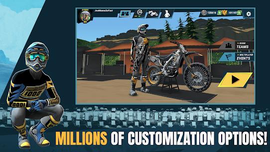 Mad Skills Motocross 3 MOD APK (Unlimited Money) 4