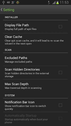 Easy Installer - Apps On SD  Screenshots 6