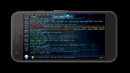 Hackers Online (MMO Simulator)  Screenshots 1