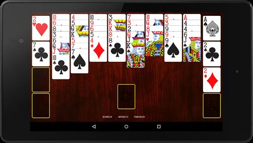 Solitaire Card Games HD screenshots 18