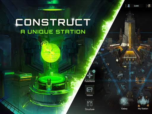Stellaris: Galaxy Command, Sci-Fi, space strategy  screenshots 14
