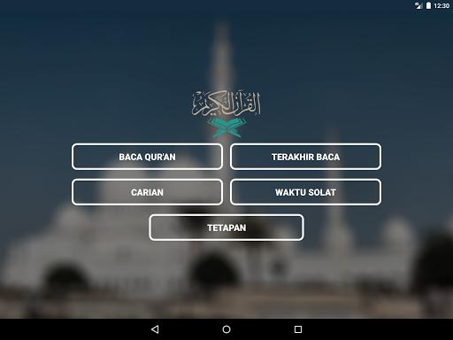 Al Quran Melayu 2.6.85 Screenshots 14