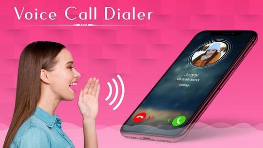 Voice Call Dialer : Voice Phone Dialer 1.9 Mod + APK (Data) Latest 1