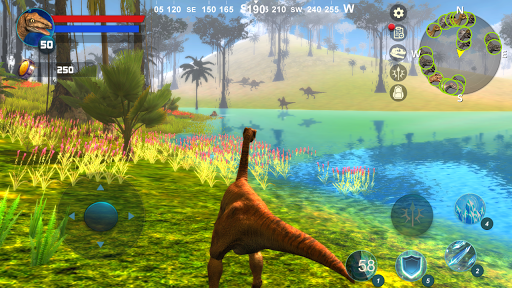 Gallimimus Simulator  screenshots 4