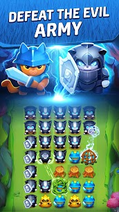 Cat Force – Free Puzzle Game Mod Apk (Unlimited Money/ Energy) 2