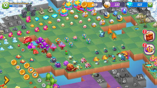Wonder Merge - Magic Merging and Collecting Games screenshots 7