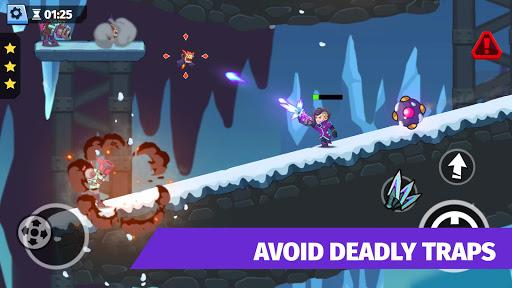 Cyber Dead: Metal Zombie Shooting Super Squad 1.0.0.160 screenshots 5