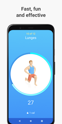 Seven - 7 Minute Workout 9.7.0 Screenshots 1