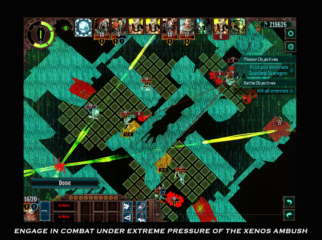 Warhammer 40,000: Mechanicus poster 8