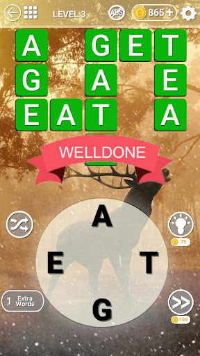 Word Land:Connect letters join nature trip-journey 1.802 screenshots 3