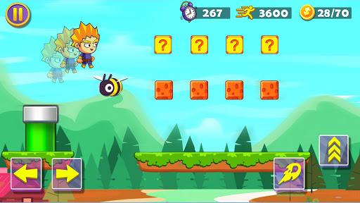 gogo's World : Master gogo Run Adventure  screenshots 1