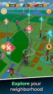 Magic Streets – Location based RPG Mod Apk (Unlimited Gold/Diamonds) 1