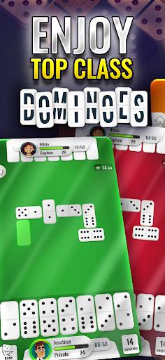 Dominoes - Offline Domino Game apktreat screenshots 1
