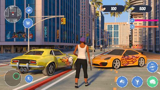 Grand City Thug Crime Game Apkfinish screenshots 3