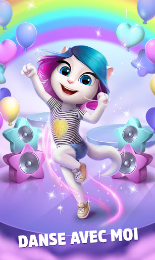 Ma Talking Angela APK MOD (Astuce) screenshots 1