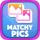 Matchy Pics - Match Games & Puzzle Games Free cover
