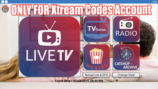 Ultimate IPTV Playlist Loader 4.40 Screenshots 4
