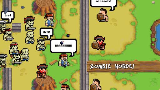 Zombies VS Pirates - Clash in the Caribbean 1.1.16 screenshots 3