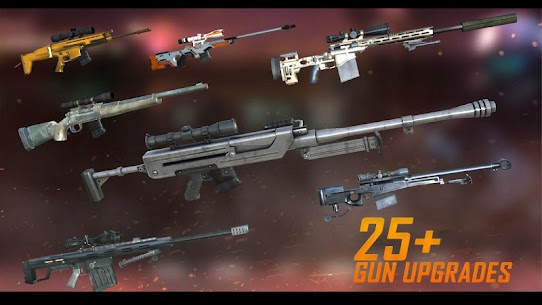 Mountain Sniper 3D Shooter App For PC (Windows 7, 8, 10) Free Download 2
