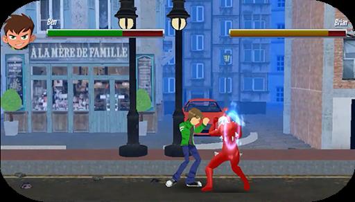 Ben vs Super Slime: Endless Arcade Action Fighting  screenshots 15