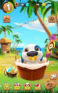 My Talking Hank Mod Apk (Unlimited Money) 2.0.0.90 8