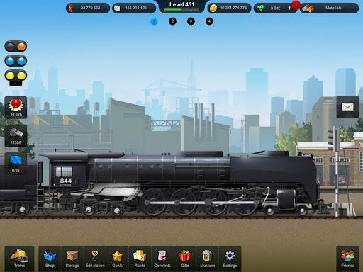 Train Station: Railroad Transport Line Simulator 1.0.70 screenshots 6