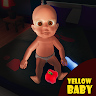 Scary Baby Walker in Yellow Haunted House app apk icon