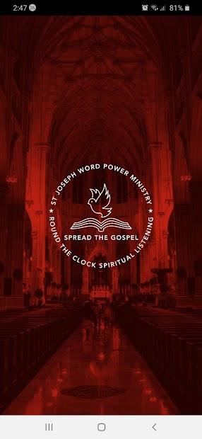 St. Joseph Word Power Ministry screenshot 4