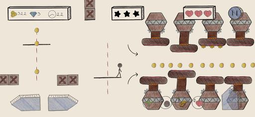 King of obstacles: Handmade adventure  screenshots 13