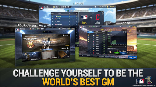 MLB 9 Innings GM  screenshots 5
