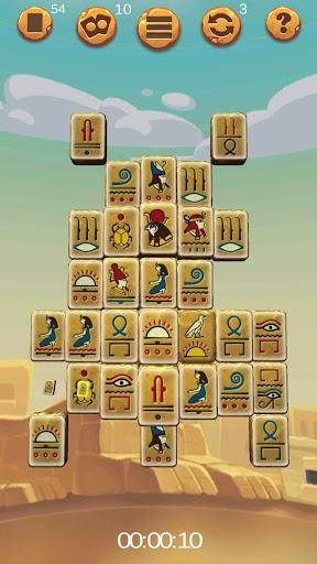 Doubleside Mahjong Cleopatra 2 1.6 screenshots 7