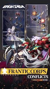 Iron Saga: Mechas de batalla. 5