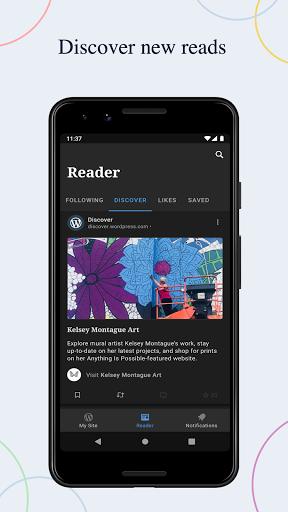 WordPress 16.2 Screenshots 2