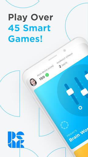 peak – brain games & training screenshot 1