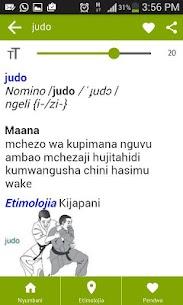 Kamusi Kuu ya Kiswahili 4.55 Mod Android Updated 3