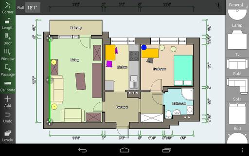Floor Plan Creator  Screenshots 9