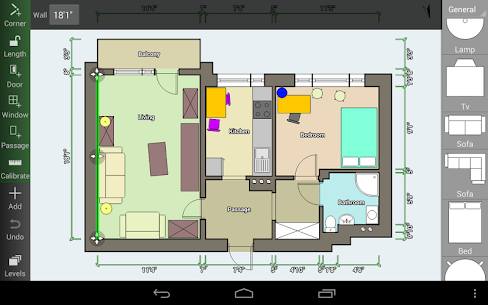 Floor Plan Creator Mod Apk (Full Version Unlocked) 9