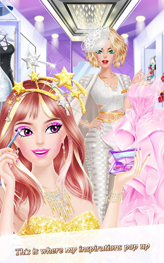 It Girl - Fashion Celebrity & Dress Up Game 1.1.1 screenshots 2
